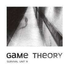 CD SURVIVAL UNIT III Game Theory MCPHEE ZERANG
