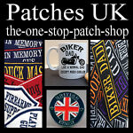 The One Stop Patch Shop/Patches UK