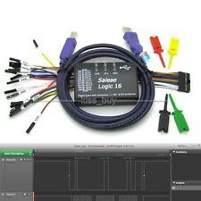 USB Logic 100MHz 16Ch Logic Analyzer for ARM FPGA