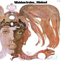 WELDON IRVINE - SINBAD-HQ-   VINYL LP NEU