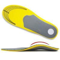 3D Orthopädische Schuhe Einlegesohlen Senkfußeinlage Baumwolle Für Damen
