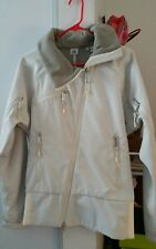 Stella McCartney Adidas Jacket Zip Up Athletic lined Windbreaker Medium Large