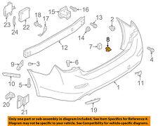 NISSAN OEM Rear Bumper-Bumper Cover Clip 85284EG000