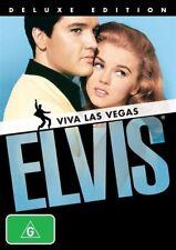 Viva Las Vegas DVD ELVIS PRESLEY MUSICAL 60's BRAND NEW R4
