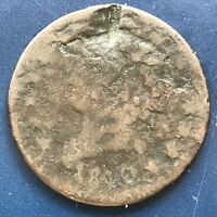 1810 Large Cent Classic Head One Cent 1c Circulated #8746