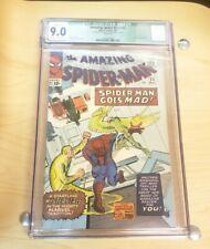Amazing Spider-Man #24 CGC 9.0 Green Label (1965) Silver Age Vulture Sandman
