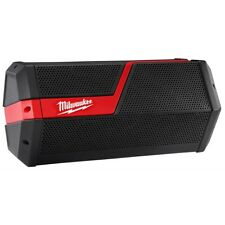 MILWAUKEE 2891-20 M18 / M12 Wireless Bluetooth Jobsite Speaker (BARE TOOL)