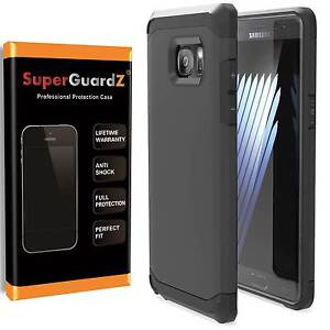 For Samsung Galaxy Note 4 - SuperGuardZ® Shockproof Protective Cover Case Armor