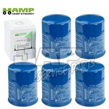 5 X HONDA HAMP OIL FILTER FOR HONDA CIVIC INTEGRA EG6 EK4 EP3 FN2 DC2 DC5