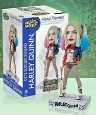 DC COMICS  NECA SUICIDE SQUAD HARLEY QUINN HEADKNOCKER 20 cms New And Sealed