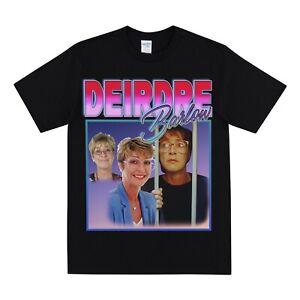 Vintage DEIRDRE BARLOW Homage T-shirt Coronation Street T Shirt Corrie Tshirt