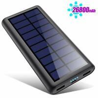 HETP Versione a Risparmio Energetico Power Bank Caricabatterie Portatile Sola...
