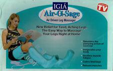 Luftdruck Massagegerät gegen müde und schmerzende Beine