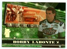 Bobby Labonte Under the Lights Explosive 2000 Press Pass VIP #UL3
