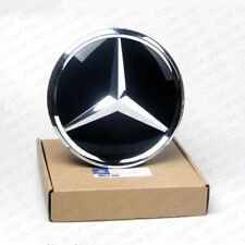 Mercedes Base Plate Front Grille Emblem Modified Upgrade AMG Crystal Style For G