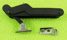 2 Flexible fixation capot Draw Latch Soft Black Rubber origine Southco C7-10