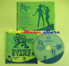 CD 105 SUMMER STARZ 3 compilation PROMO 2007 VILLAGE PEOPLE WHAM LAUPER (C5)