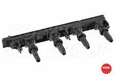New NGK Ignition Coil For PEUGEOT 407 2.2 Berlina 2005-09