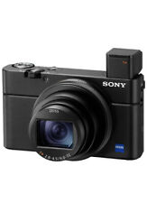 Sony Cyber-shot RX100 VII 20.1MP Compact Digital Camera - Black