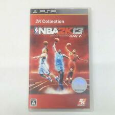 PSP NBA 2K13 4571304477103 From japan