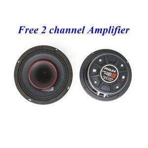 Cerwin Vega PH84 8″ 360W MAX 180W RMS PRO Full-Range Co-Ax Horn Speaker Free AMP