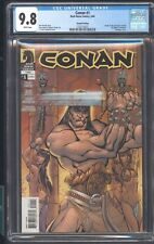 CONAN 1 CGC 9.8 2/04 2ND PRINTING BONDAGE COVER KURT BUSIEK J.SCOTT CAMPBELL