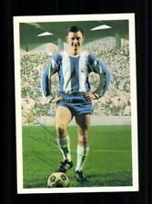 Werner ipta Hertha BSC Berlin Bergmann Collection Picture 1968/69 Original Signed