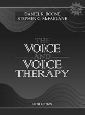 The Voice and Voice Therapy (6th Edition)