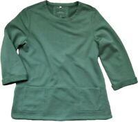 NEW IN! Amazing Soft SEASALT 'NECTAR' Sweatshirt Top Jumper Ocean Green 8-18