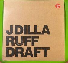 J Dilla – Ruff Draft - Stones Throw Records – STH 2153 Hip Hop