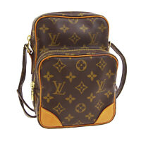 LOUIS VUITTON AMAZON CROSS BODY SHOULDER BAG AR0082 MONOGRAM M45236 AUTH 03121