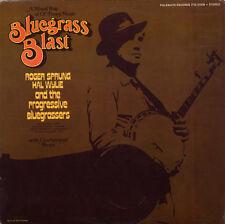 Roger Sprung - Bluegrass Blast: A Mixed Bag of Ol' Timey Music [New CD]
