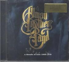 THE ALLMAN BROTHERS BAND - A DECADE OF HITS 1969-1979 NEW CD