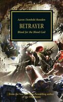 Betrayer by Aaron Dembski-Bowden 9781849704960 | Brand New | Free UK Shipping
