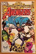 AVENGERS #225 (1982 MARVEL Comics) ~ VF Book