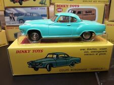 Dinky Toys Coupè Borgward Isabella 549 Metal in scatola  [t52]