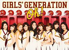 Girls' Generation - Oh (CD+DVD) [Japan LTD CD] UPCH-89125