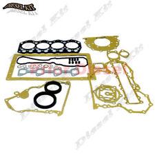 Mitsubishi S4E Full Engine Gasket Kit For FORKLIFT DIGGER LOADER 34494-00051