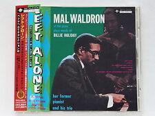 MAL WALDRON Left Alone TOCJ-62013 JAPAN CD w/OBI 129a60