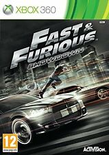 Xbox 360 Fast and Furious Brand New Sealed Game