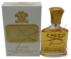 Creed Millesime Jasmal By Creed 2.5 oz/75 ml Edp Spray For Unisex New In Box
