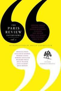 The Paris Review Interviews, I: 16 Celebrated Interviews - Paperback - VERY GOOD