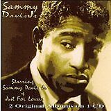 DAVIS Sammy, Jr. - Starring Sammy Davis Jr - Just for lovers - CD Album