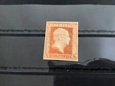 German States Prussia 1850 imperf with watermark 4 margin mnh  stamp Ref 57390