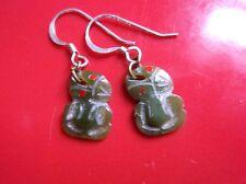 Jade Earrings Jewellery