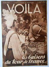 ►VOILA 225 /1935 - TOUR DE FRANCE CHARLES PELISSIER - APOLLINAIRE - EDISON
