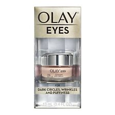 Olay Eyes Ultimate Eye Cream Wrinkles Dark Circles Puffiness, 0.4 fl oz
