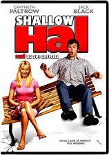 NEW  DVD - SHALLOW HAL - COMEDY - Gwyneth Paltrow, Jack Black, Jason Alexander,
