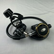 Aqua Lung Legend Yoke 1st and 2nd Stage Regulator (Gold Ring) for Scuba Diving