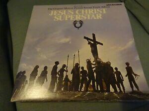 DOUBLE LP - JESUS CHRIST SUPERSTAR - SOUND TRACK - NEELEY/ELLIMAN LLOYD WEBBER/R